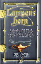 P.B. Kerr: Akhenatons Hemmelighed