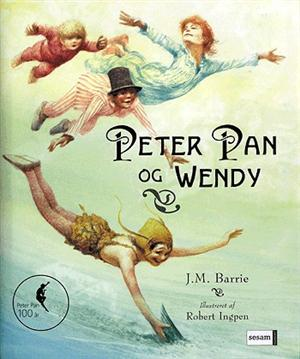 J.M. Barrie: Peter Pan og Wendy