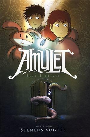 Kazu  Kibuishi: Amulet